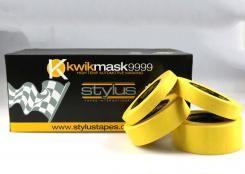 Water Resistant Masking Tape 24mmx50M, 36 Rolls/Carton
