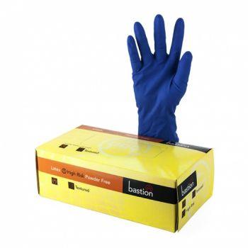 Latex Hi-Risk Powder Free Gloves